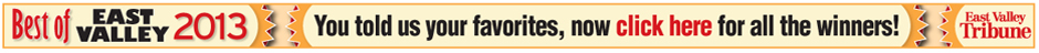 Best of East Valley 2013