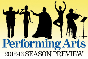 Performing Arts 2012-13 Season Preview